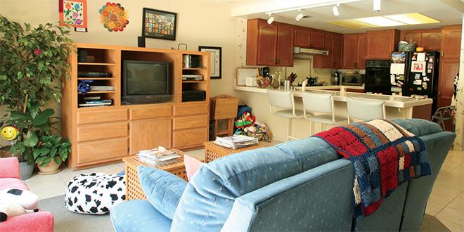 Квартира, общежитие или WG?