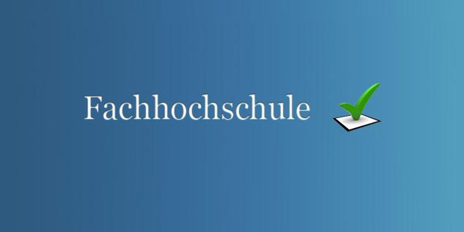 Почему поступать в Fachhochschule проще, чем в университет