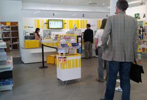Почта Австрии, EMS и не только