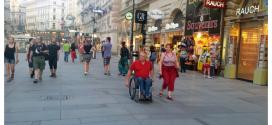 Смогли бы инвалиды учиться в Вене
