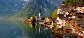 Hallstatt — деревушка, в которой хочется остаться жить