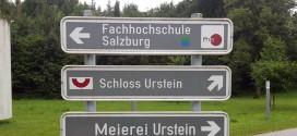 FH Salzburg — впечатления от посещения