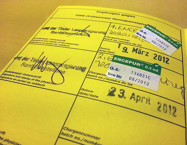 Прививки в Австрии: бесплатно - со скидкой - удобно!