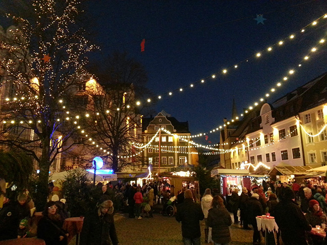Рождественские базары в Европе - настоящий сказочный мир