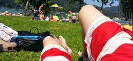 Купание и отдых на озерах Австрии
